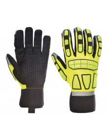 Portwest A724 - Safety Impact Glove Unlined Gloves
