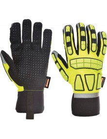 Portwest A725 - Safety Impact Glove Lined Gloves