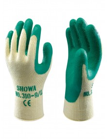 Showa 310 Green Handling Gloves