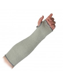 "Portwest A689 14"" Cut Resistant Sleeves - Grey Gloves"