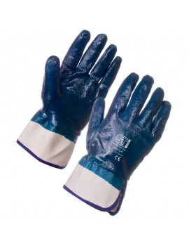 Supertouch Heavy Weight Full Dip Cuff Gloves