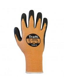 TraffiGlove TG3210 Cut B PU Gloves - Pack of 10