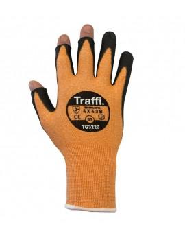 TraffiGlove TG3220 Cut B PU Gloves - Pack of 10 Gloves