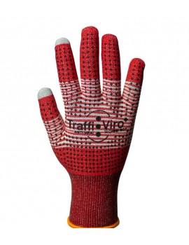 TraffiGlove TGL711 Viroblock Glove - Pack of 10  Gloves