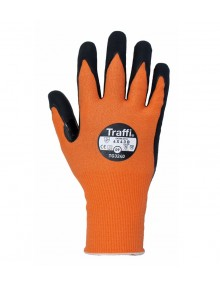 Traffiglove TG3240 palm dipped MicroDex coated Pack of 10 Gloves