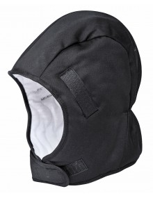 Portwest PA58 Hard Hat Winter Liner - Black Head Protection