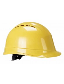 Portwest PS50 Arrow Safety Helmet - Yellow Personal Protective Equipment