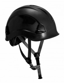 Portwest PS53 - Height Endurance Helmet - Black Personal Protective Equipment