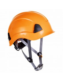 Portwest PS53 - Height Endurance Helmet - Orange Personal Protective Equipment