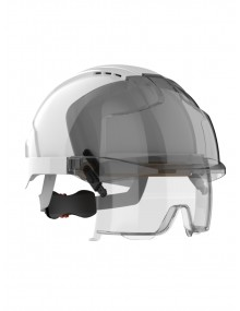 EVO®VISTAlens™ Helmet with  Integrated Overspec Personal Protective Equipment