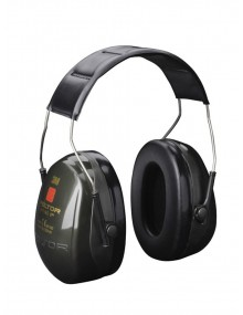 Peltor Optime II Ear Defenders - H520A Personal Protective Equipment