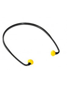 Economy Ear Plugs on Headband