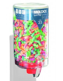 Moldex 7850 Moldex Station 500 pairs of 35dB Earplugs Personal Protective Equipment