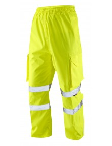 Leo Appledore Waterproof Overtrousers L01-Y High Visibility