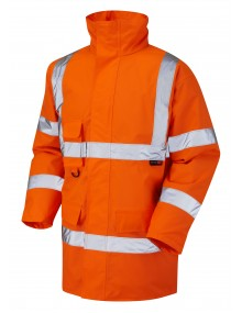 Leo Tawstock - ISO 20471 Class 3 Anorak A01-O High Visibility