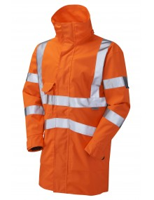 Leo Clovelly - ISO 20471 Class 3 Breathable Anorak A04-O Foul Weather