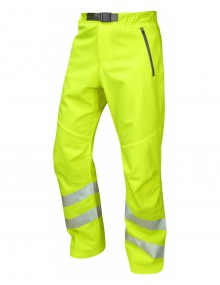 Leo Landcross stretch work trousers - Yellow Clothing