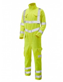 Leo Molland CV01 Coverall - Yellow Clothing