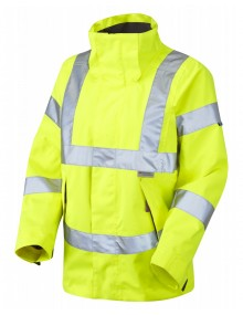Leo Rosemoor Breathable Jacket – Yellow
