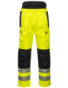 Portwest PW342 Hi-Vis Extreme Trouser - Yellow  High Visibility
