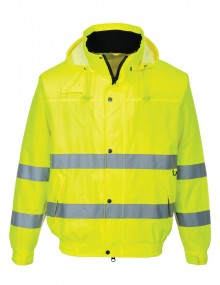 Portwest S161 Lightweight Bomber Jacket Clothing