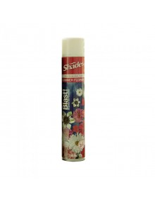 Shades Blast Air Freshener 750ml Aerosol Summer Flowers Janitorial Supplies