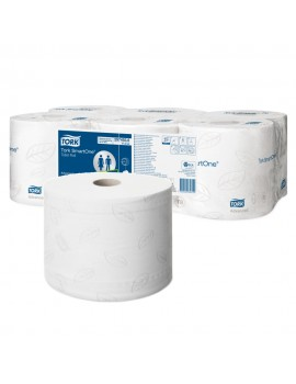 The Tork Smart-One 472242 Toilet Rolls – Pack of 6 Hygiene