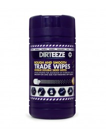 Dirteeze Rough & Smooth Trade Wipes