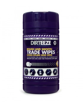 Dirteeze Smooth & Strong Heavy Duty Wipes