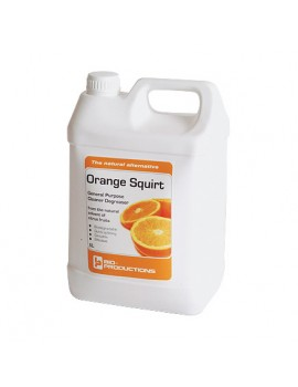 Orange Squirt – Cleaner & Degreaser Hygiene