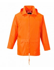 S440 - Classic Rain Jacket - Orange