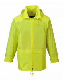 S440 - Classic Rain Jacket - Yellow Clothing