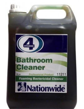 Clean & Clever Bathroom Cleaner 5 Litre Washroom Cleaning