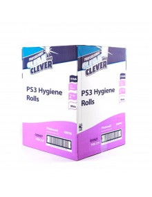 "Clean & Clever Hygiene Roll 10"" - Box of 18"
