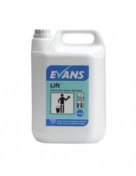 Evans Lift Heavy Duty Cleaner - 2 x 5 Litre