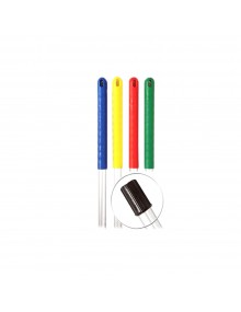 Exel Coloured Mop Handles - Push Fitting