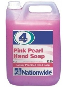 Clean and Clever Pink Pearl Soap Skin Care