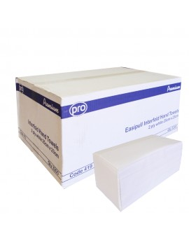 Easipull Interfold 2 Ply Paper Towels Hygiene