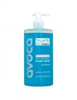 Avoca Anti-Bacterial Hand Wash Hygiene