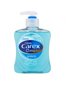 Carex Hand Wash Pump Top Soap 250ml Hygiene