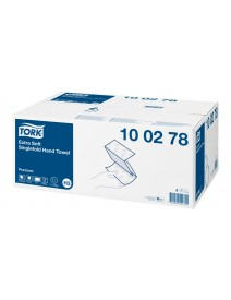 Tork Extra Soft Towel 100278 2ply White - Case 3000