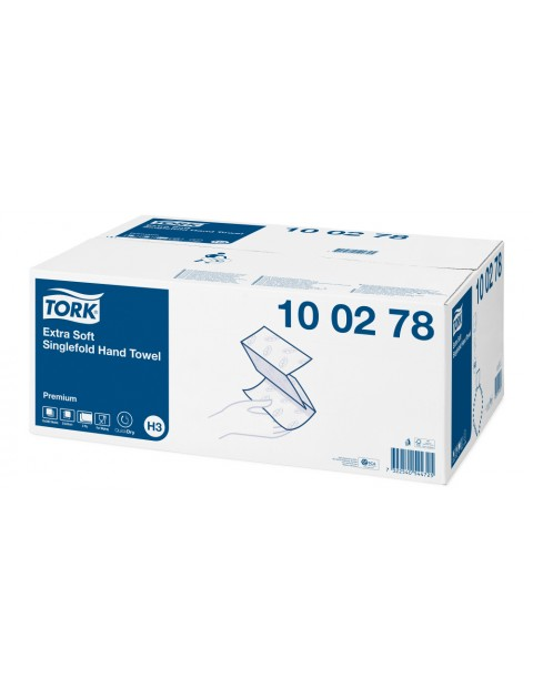 Tork Extra Soft Towel 100278 2ply White - Pack of 15 Hygiene