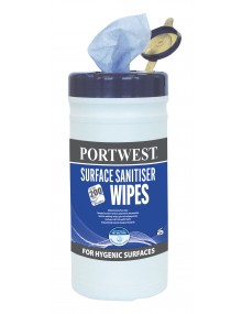 IW50 - Surface Sanitiser Wipes (200 Wipes) Hygiene