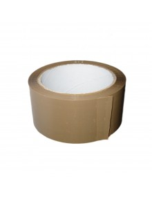 Brown Packing Tape - 66 Meters Site Products