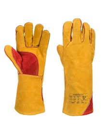 Portwest A531 - Reinforced Winter Welding Gauntlet XL