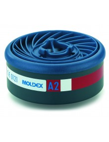 Moldex A2 Gas Filters for 7000 & 9000 Series Masks Respiratory Protection