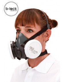 BLS 4000 Half Mask Personal Protective Equipment