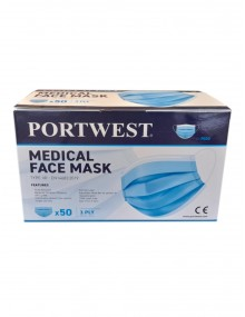 3 Layer Surgical Mask box of 50 Personal Protective Equipment