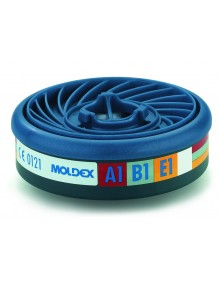 Moldex 9300 ABE1 organic & acid gas filters for 7000 & 9000 Series Masks Respiratory Protection