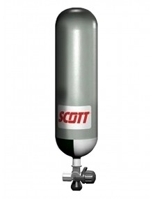 Scott CYL1200 6 Litre 200 Bar Steel cylinder Personal Protective Equipment